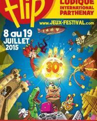 FLIP 8-9 Juillet 2015 à Parthenay