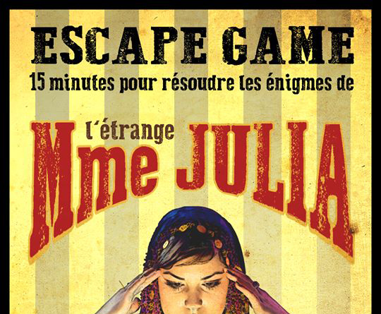 ESCAPE ROOM - SAMEDI