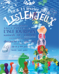 LISLENJEUX à L'isle Jourdain 10-11 Février 2018