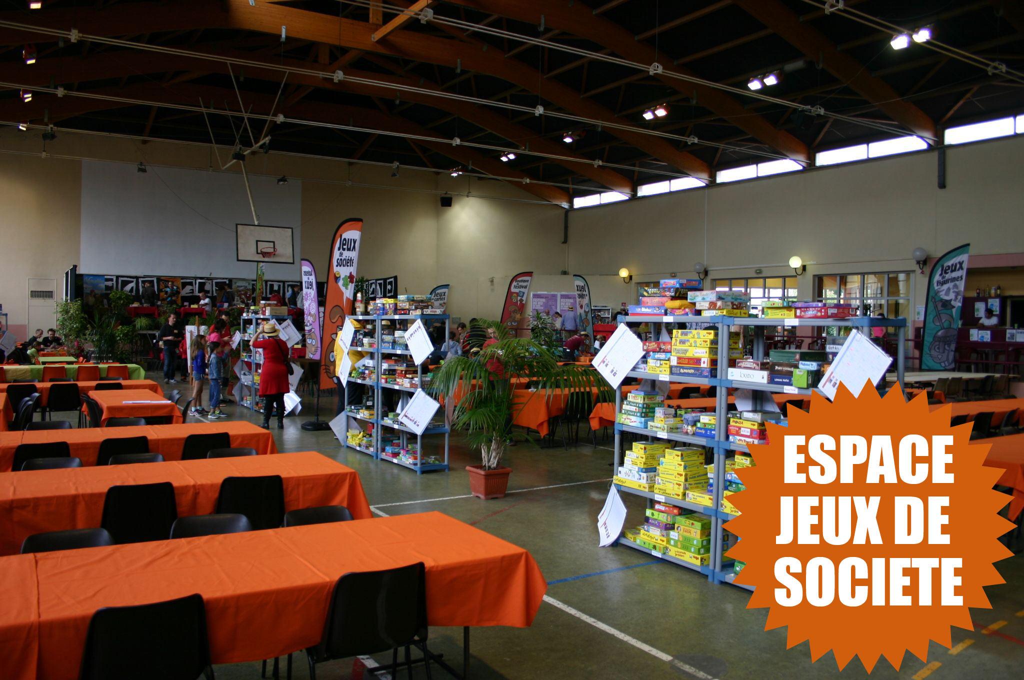 ESPACE JEUX DE SOCIETE