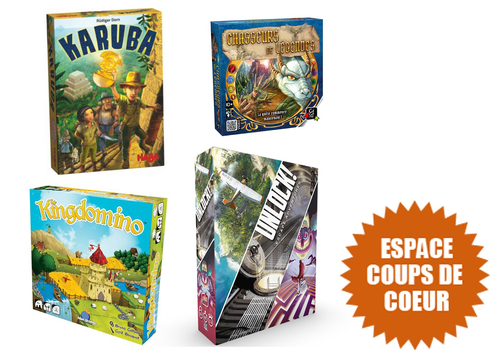 ESPACE COUPS DE COEUR